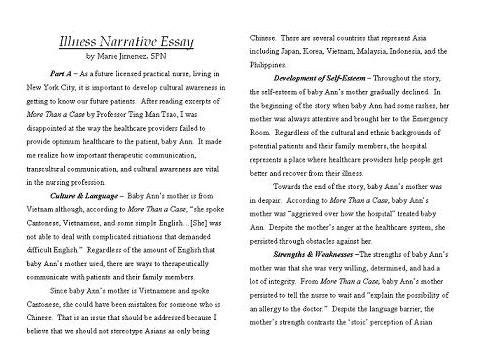 narrative essays written by college students When writing a personal narrative essay for college, students obtain many skills required for producing a high-quality paper these skills include some basics - the word choice, organization, and the ability to proofread and edit texts.